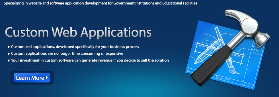 Custom Web Applications & Business Web Applications
