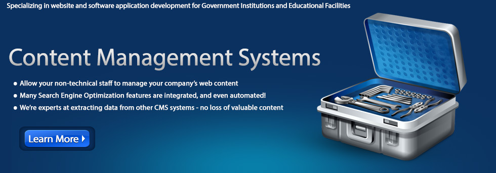 Create Custom Content Management System